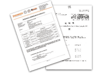Classification report download